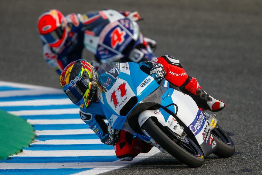 Livio Loi, RW Racing GP BV, Gran Premio Red Bull de España