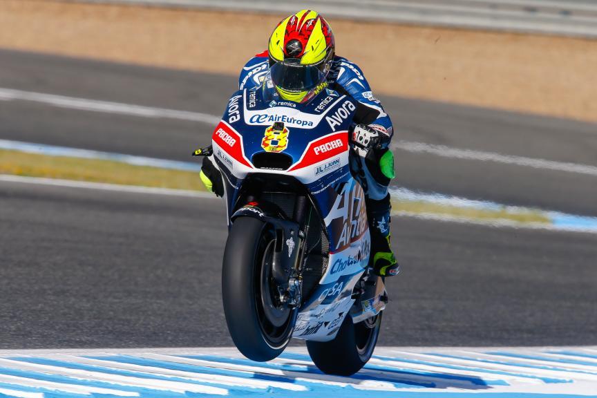 Hector Barbera, Avintia Racing, Gran Premio Red Bull de España