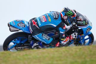 Navarro marca el ritmo en la FP1 de Moto3™