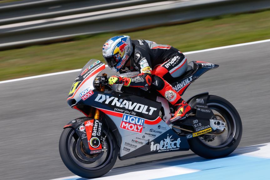 Sandro Cortese, Dynavolt Intact GP, Gran Premio Red Bull de España