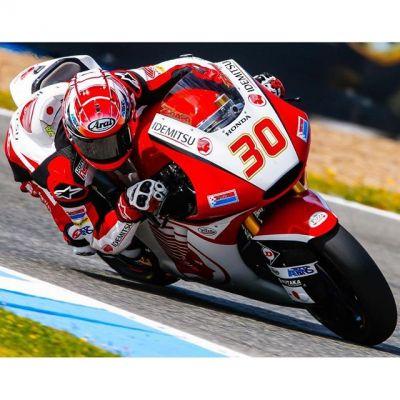 lap record! @takanakagami smashes the first #Moto2 session of #SpanishGP!