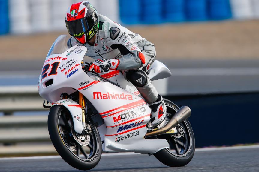 Francesco Bagnaia, ASPAR Mahindra Team Moto3, Gran Premio Red Bull de España
