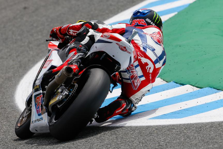 Sam Lowes, Federal Oil Gresini Moto2, Gran Premio Red Bull de España