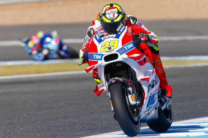 Andrea Iannone, Ducati Team, Gran Premio Red Bull de España