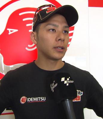"Nakagami: ""Our lap time is really consistent"""