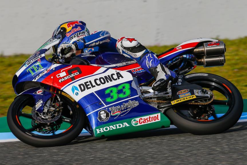 Enea Bastianini, Gresini Racing Moto3, Gran Premio Red Bull de España