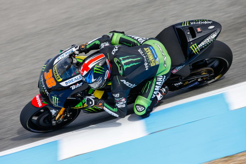 Bradley Smith, Monster Yamaha Tech 3, Gran Premio Red Bull de España