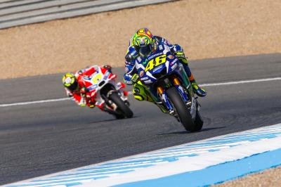 "Rossi: ""I already feel good with the bike"""