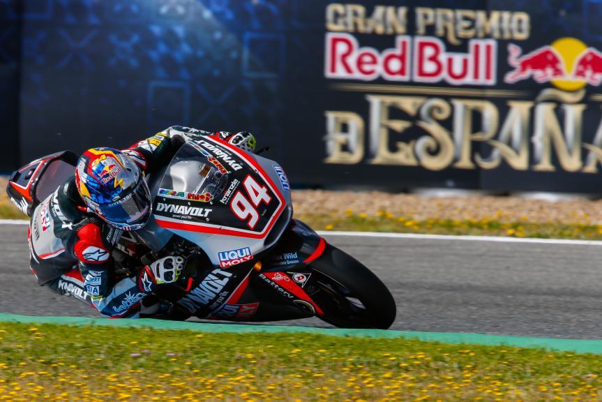 Jonas Folger, Dynavolt Intact GP, Gran Premio Red Bull de España
