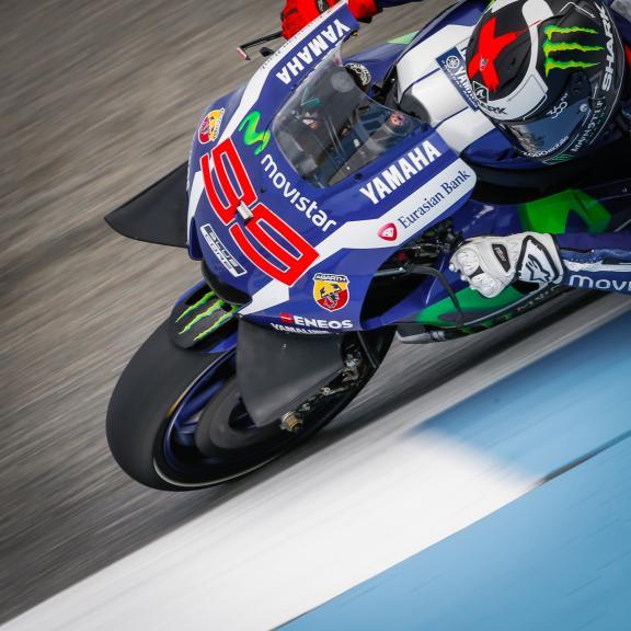 Jorge Lorenzo, Movistar Yamaha MotoGP, Gran Premio Red Bull de España