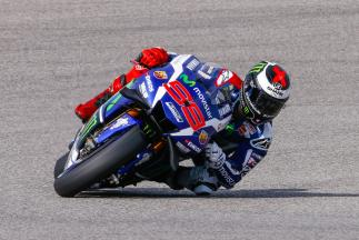 Lorenzo leads Spanish challenge in Free Practice 1