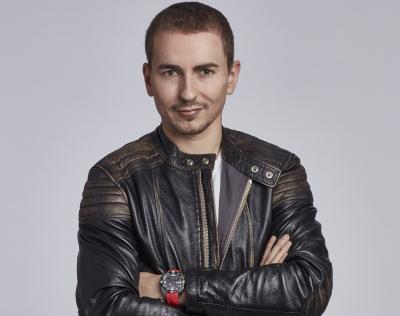 Jorge Lorenzo, nouvel ambassadeur de Tissot