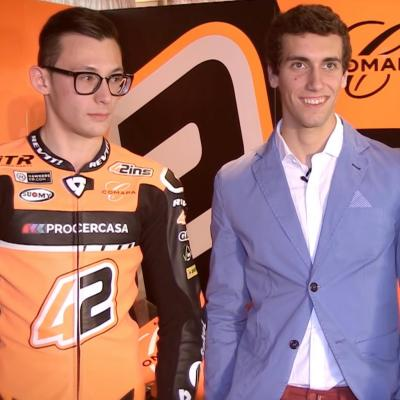 Davide Pizzoli y Enzo Boulom disputarán el GP de España