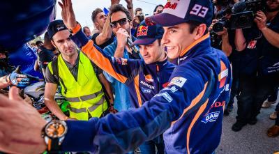 1,500 motociclisti arrivano allo Spanish GP
