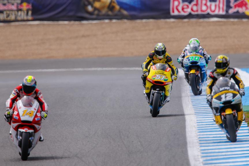Ratthapark Wilairot, IDEMITSU Honda Team Asia, Edgar Pons, Paginas Amarillas HP 40, Gran Premio Red Bull de España