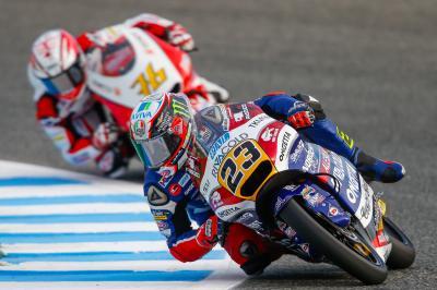Moto3™ en Jerez – Guía de carrera