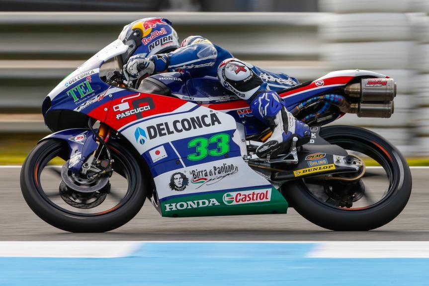 nea Bastianini, Gresini Racing Moto3, Gran Premio Red Bull de España