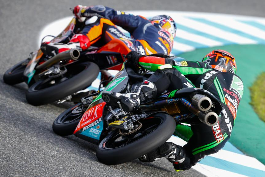 Bo Bendsneyder, Red Bull KTM Ajo, Jakub Kornfeil, Drive M7 SIC Racing Team, Gran Premio Red Bull de España