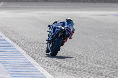 "Lorenzo: ""It was a pity that I had problems"""