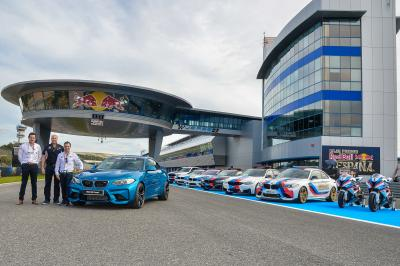 BMW M Division presents the 2016 BMW M Award