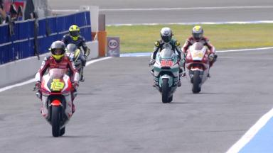 #SpanishGP Moto2™ 3. Freies Training