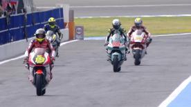 Moto2™: la terza sessione di libere a Jerez.