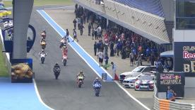 MotoGP™: la terza sessione di libere a Jerez.