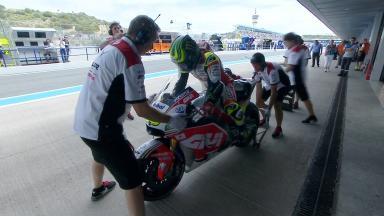 #SpanishGP: Q1 MotoGP™
