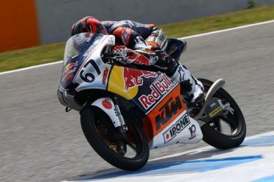 Toba and Sasaki head Jerez qualifying