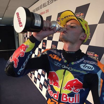 What a day for @bradbinder_41!