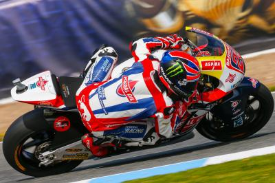 Lowes transforme l'essai à Jerez