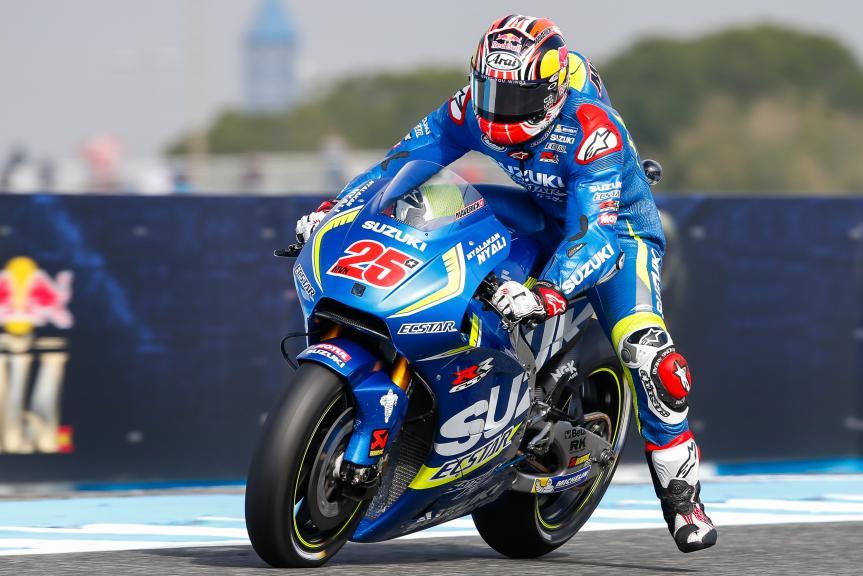 Maverick Viñales, Team SUZUKI ECSTAR, Gran Premio Red Bull de España