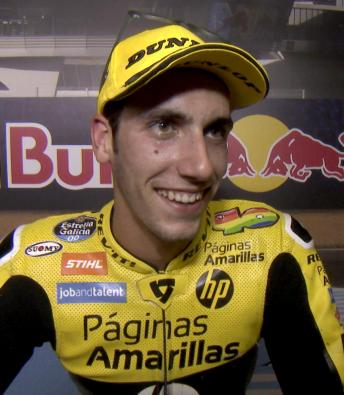 """Rins: """"I tried to open a gap in the first laps"""""""