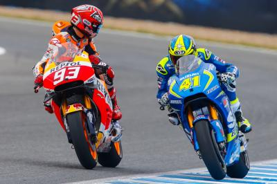 #SpanishGP: MotoGP™ race preview