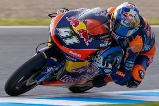 Sensationeller Jerez-Sieg für Binder