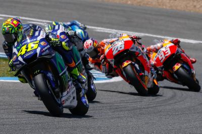 MotoGP™ remain in Jerez for one day test