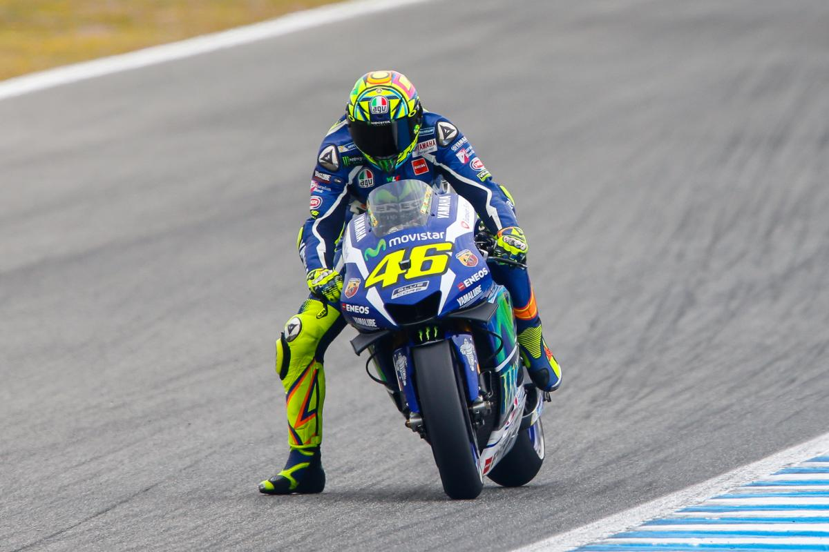 Rossi romps to 113th career victory | MotoGP™