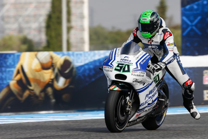 Eugene Laverty, Aspar Team MotoGP, Gran Premio Red Bull de España
