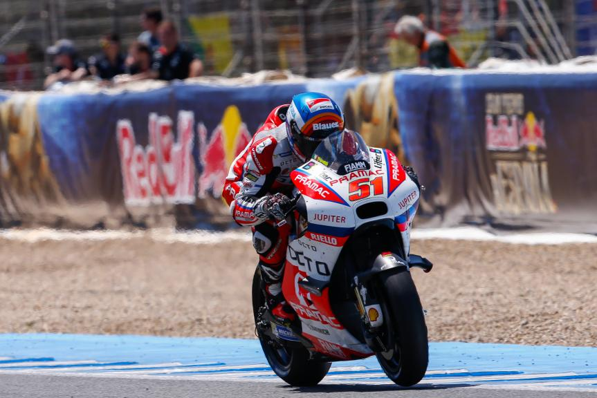 Michele Pirro, Octo Pramac Yakhnich, Gran Premio Red Bull de España