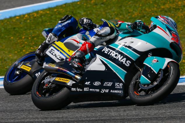 Hafizh Syahrin | MotoGP™