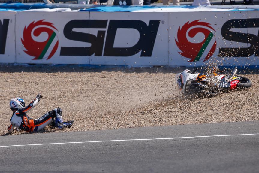 John Mcphee, Peugeot MC Saxoprint, Gran Premio Red Bull de España