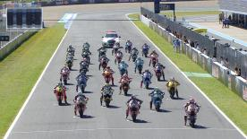 The full race session of the Moto2™ World Championship at the Spanish GP.