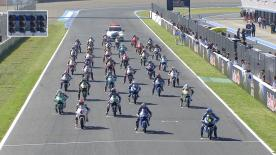 The full race session of the Moto3™ World Championship at the Spanish GP.