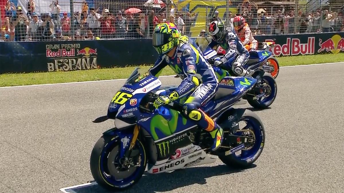 #SpanishGP : Course MotoGP™