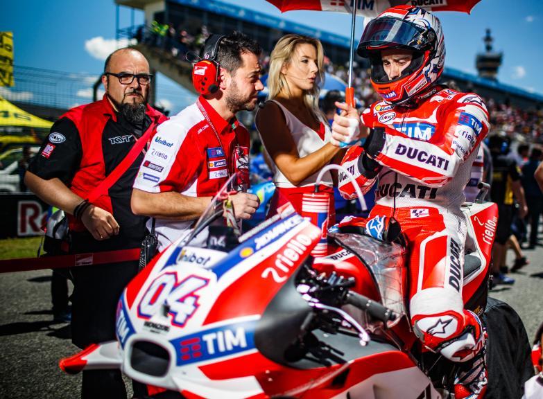 Andrea Dovizioso, Ducati Team, Gran Premio Red Bull de España © Alex Chailan / David Piolé
