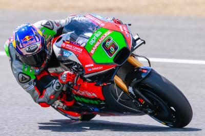 Bradl: 'Produktiver Testtag zum Abschluss in Jerez'