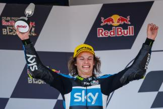 "Bulega: ""This is a special day"""
