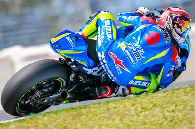 "Viñales: ""I need to reduce the spinning"""