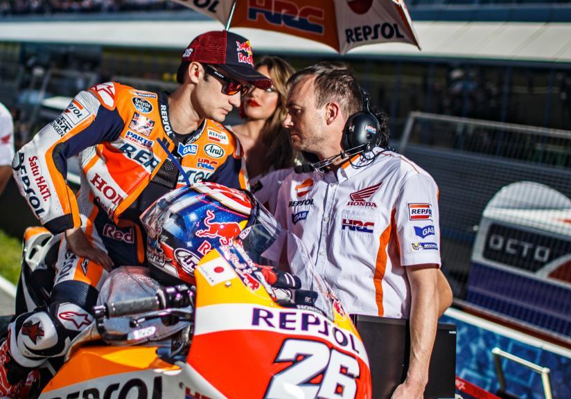 Dani Pedrosa, Repsol Honda Team, Gran Premio Red Bull de España © Alex Chailan / David Piolé