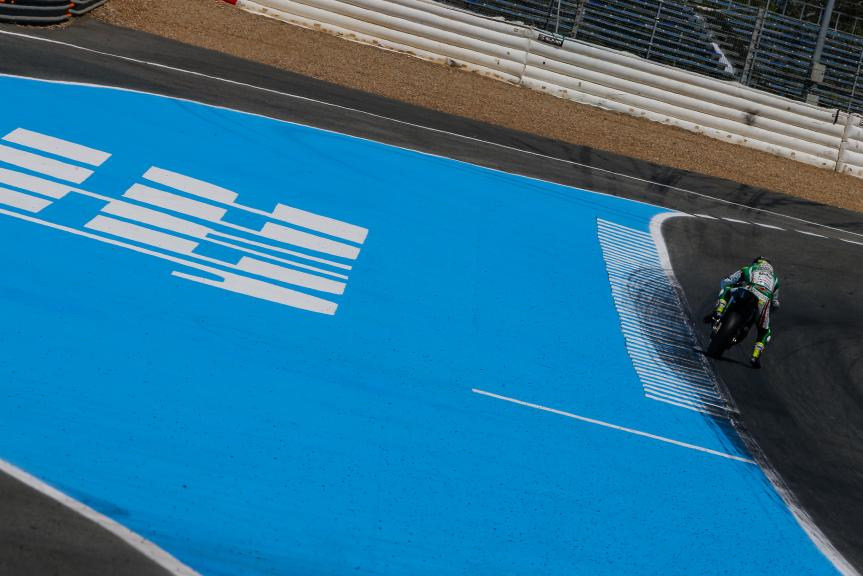 Cal Crutchlow, LCR Honda, Jerez, MotoGP Official Test